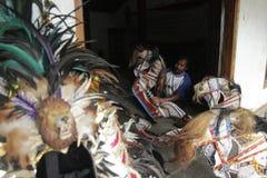 Jaran Kepang Dance Fotografia Stock Libera da Diritti
