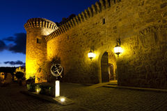 Jarandilla de la Vera Castle, Extremadura Royalty Free Stock Images
