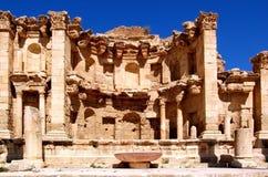 Jarash - Jordanië Stock Afbeelding
