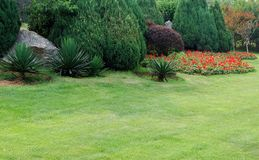 Jardín Fotografía de archivo libre de regalías
