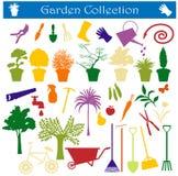 Jardín ilustración del vector