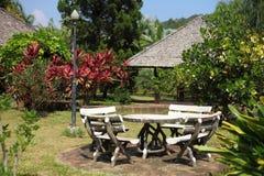 Jardín Imagen de archivo