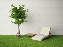 Jardín libre illustration