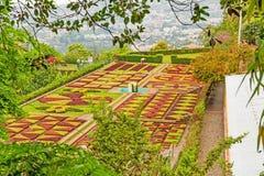 Jardín botánico Fotos de archivo libres de regalías