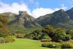Jardín botánico Cape Town Imagenes de archivo