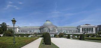 Jardín botánico de Bruselas Fotografía de archivo libre de regalías
