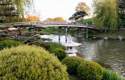 Jardín botánico de Chicago imagenes de archivo