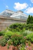 Jardín botánico de los E.E.U.U. Fotos de archivo