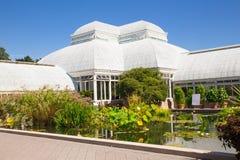 Jardín botánico de Nueva York Imagenes de archivo