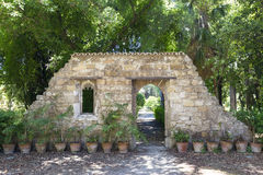 Jardín botánico de Palermo Imagenes de archivo