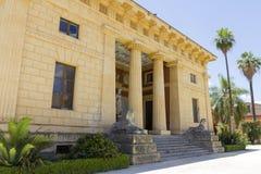 Jardín botánico de Palermo Fotos de archivo