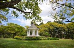 Jardín botánico de Singapur Fotos de archivo