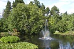 Jardín botánico de VanDusen Fotografía de archivo libre de regalías