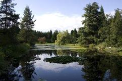 Jardín botánico de VanDusen Fotos de archivo libres de regalías