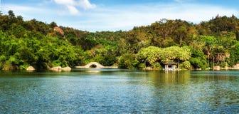 Jardín botánico de Xiamen fotografía de archivo