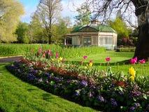 Jardín botánico en Ballarat Imágenes de archivo libres de regalías