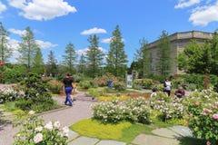 Jardín botánico en el Washington DC, los E.E.U.U. foto de archivo libre de regalías
