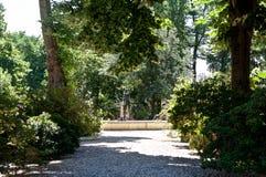Jardín botánico, Florencia, Italia imagenes de archivo