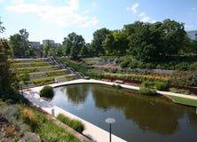 Jardín botánico innumerable Imagen de archivo libre de regalías