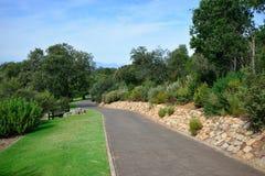 Jardín botánico nacional de Kirstenbosch Foto de archivo
