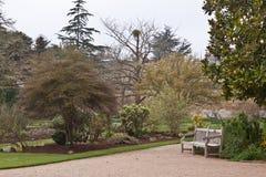 Jardín botánico, Oxford Foto de archivo libre de regalías