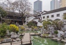 Jardín chino Fotografía de archivo libre de regalías