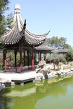 Jardín chino de la serenidad de Malta foto de archivo libre de regalías