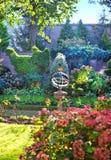 Jardín clásico Fotografía de archivo