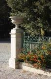 Jardín clásico Fotos de archivo
