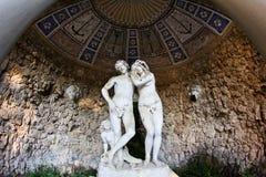 Jardín de Boboli en Florencia, Italia Imagen de archivo