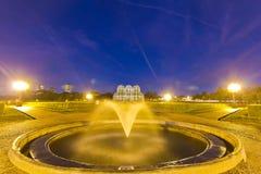 Jardín de Bothanical, Curitiba, el Brasil Imágenes de archivo libres de regalías