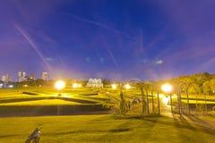 Jardín de Bothanical, Curitiba, el Brasil Fotografía de archivo