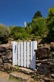 Jardín de Bretaña foto de archivo libre de regalías