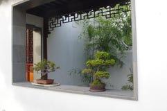 Jardín de Chineese Fotografía de archivo libre de regalías