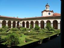 Jardín de colgante del palacio ducal Imágenes de archivo libres de regalías