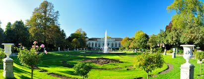 Jardín de Colonia - flora Fotos de archivo