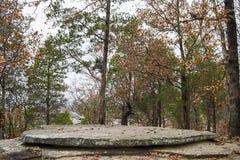 Jardín de dioses, Illonois Imagen de archivo libre de regalías