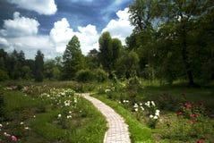 Jardín de Eden Foto de archivo libre de regalías