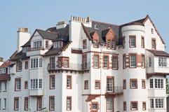 Jardín de Edimburgo Ramsay Fotografía de archivo libre de regalías