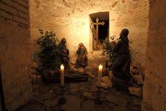 Jardín de Gethsemane Fotos de archivo