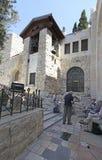 Jardín de Gethsemane en Jerusalén, Israel Fotos de archivo