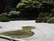 Jardín de la arena Imágenes de archivo libres de regalías
