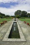 Jardín de la clase alta Fotos de archivo libres de regalías