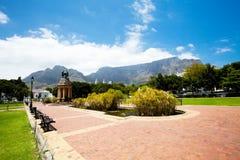 Jardín de la compañía, Ciudad del Cabo fotos de archivo