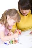 Jardín de la infancia foto de archivo libre de regalías