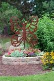Jardín de la mariposa Fotografía de archivo libre de regalías