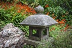 Jardín de la pagoda Fotografía de archivo