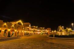 Jardín de las compras de Verona Fotografía de archivo