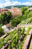 Jardín de Ledeburska Imagenes de archivo