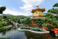 Jardín de Nan Lian Imagen de archivo